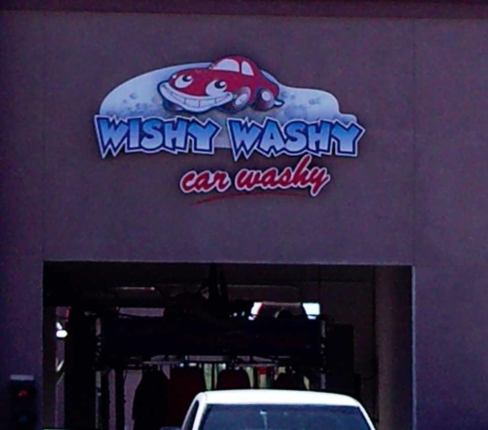 Car Wash Tucson >> Building Signs — Addisigns, Inc.